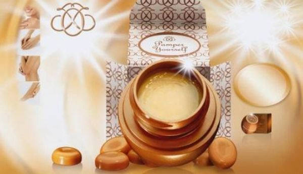 Oriflame Tender Care Caramel