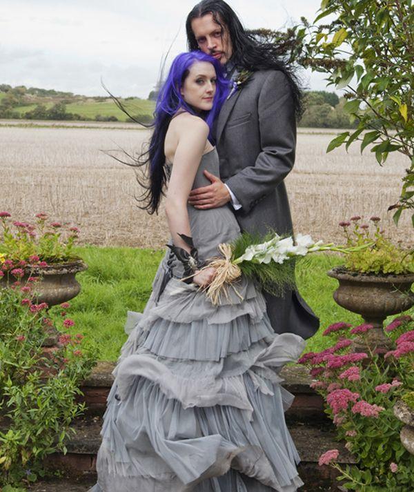 страшные жених и невеста