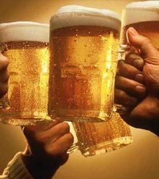 Пивная вечеринка по баварски