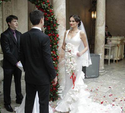 А водонаева свадьба фото